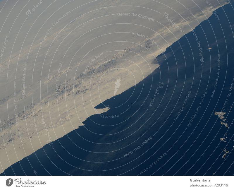 Polarmeer Natur Wasser weiß Meer blau Ferne kalt Schnee Landschaft Eis Küste Umwelt Frost Insel Klima Unendlichkeit