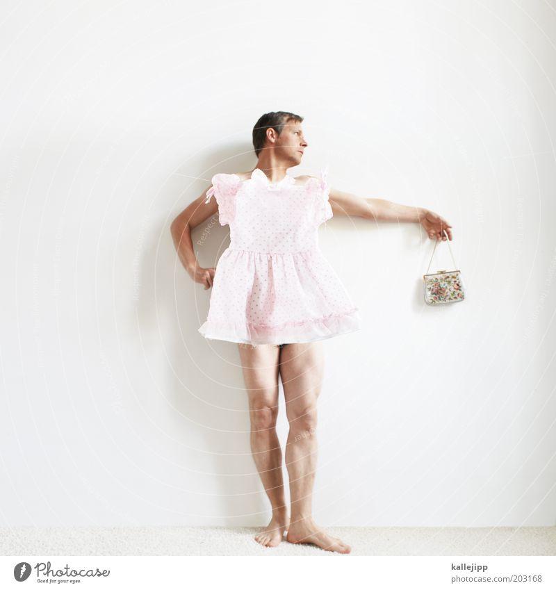 handetasche Lifestyle elegant Stil schön Freizeit & Hobby Mensch maskulin Frau Erwachsene Mann Körper Arme Beine Fuß 1 30-45 Jahre Kunst Künstler Bühne