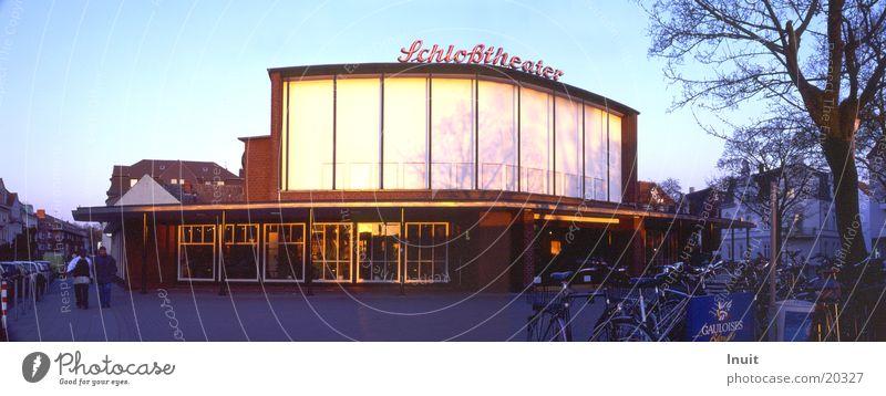 Schlosstheater Architektur groß Kino Panorama (Bildformat) Münster