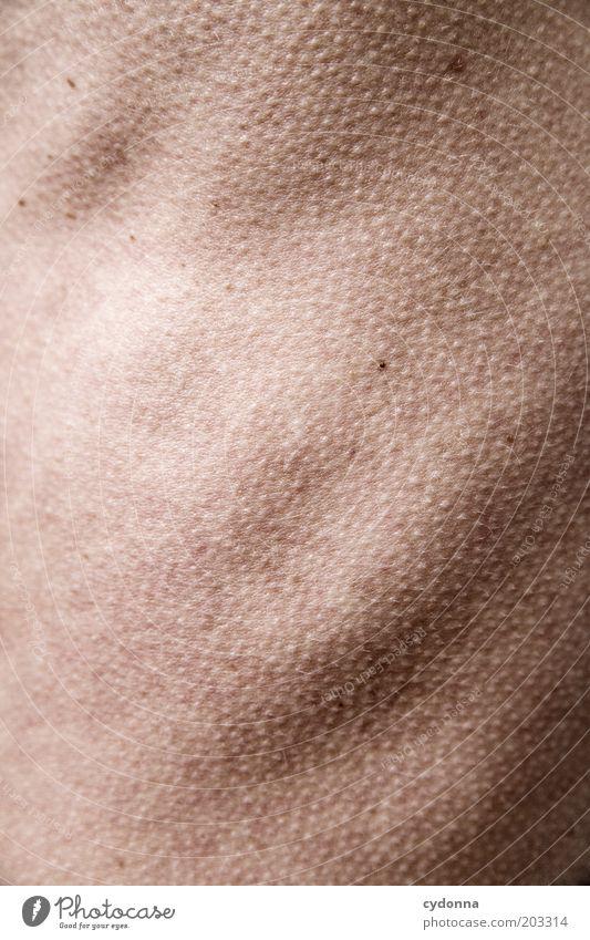 I've Got a Feeling Gesundheitswesen Sinnesorgane Körper Haut Angst ästhetisch einzigartig Erwartung Gefühle kalt Leben nackt Schutz Gänsehaut frieren