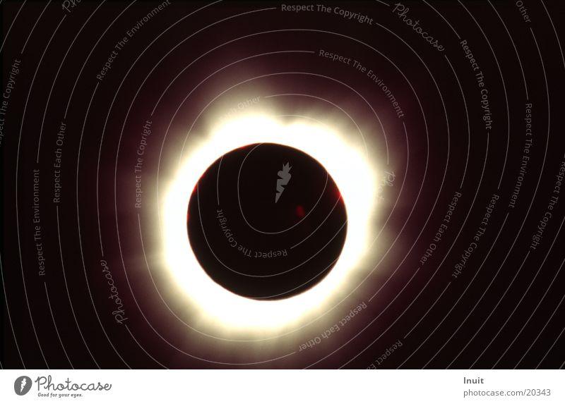 Sonnenfinsternis Stern Stern (Symbol) Wissenschaften Mond Astronomie