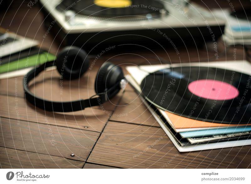 Musik hören Freude Lifestyle Innenarchitektur Stil Party Feste & Feiern Wohnung Häusliches Leben retro Technik & Technologie genießen Tanzen Veranstaltung Club