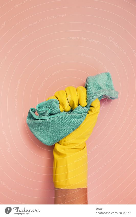 Wischiwaschi Lifestyle Stil Design Handarbeit Arbeit & Erwerbstätigkeit Arbeitsplatz Dienstleistungsgewerbe Finger Arbeitsbekleidung Schutzbekleidung Handschuhe