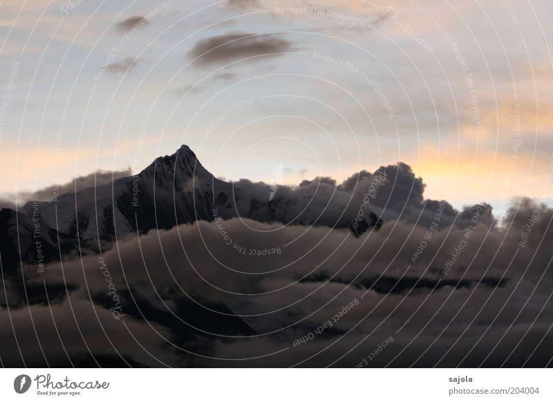 meilixue shan - kawagebo II Himmel Natur Wolken Berge u. Gebirge Landschaft Umwelt Erde Stimmung Kraft hoch Tourismus ästhetisch Urelemente Asien Gipfel China