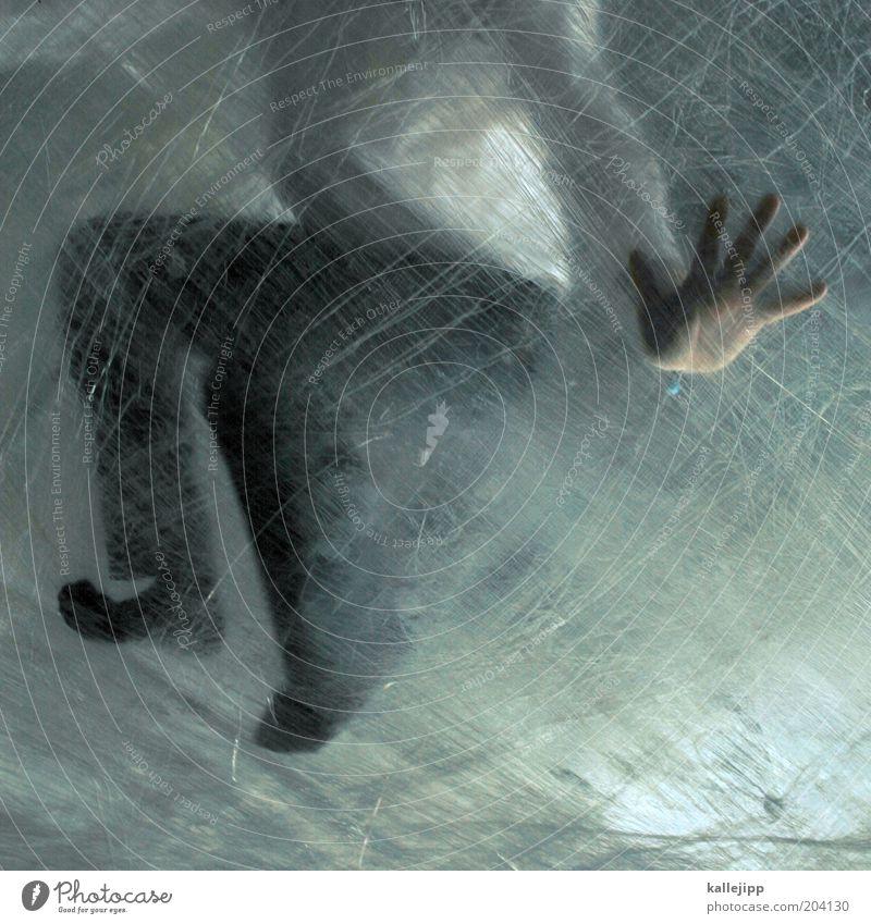 der mann aus dem eis Mensch Hand kalt Eis Angst Kunst maskulin Finger Kultur gefroren Skulptur gefangen Todesangst Museum Künstler Ausstellung