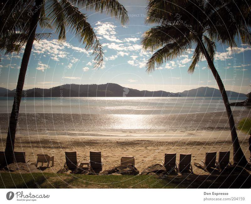 A Place to Stay Wasser Himmel Sonne Meer Sommer Strand Ferien & Urlaub & Reisen Ferne Erholung Freiheit Wärme Sand Landschaft Zufriedenheit Küste Ausflug
