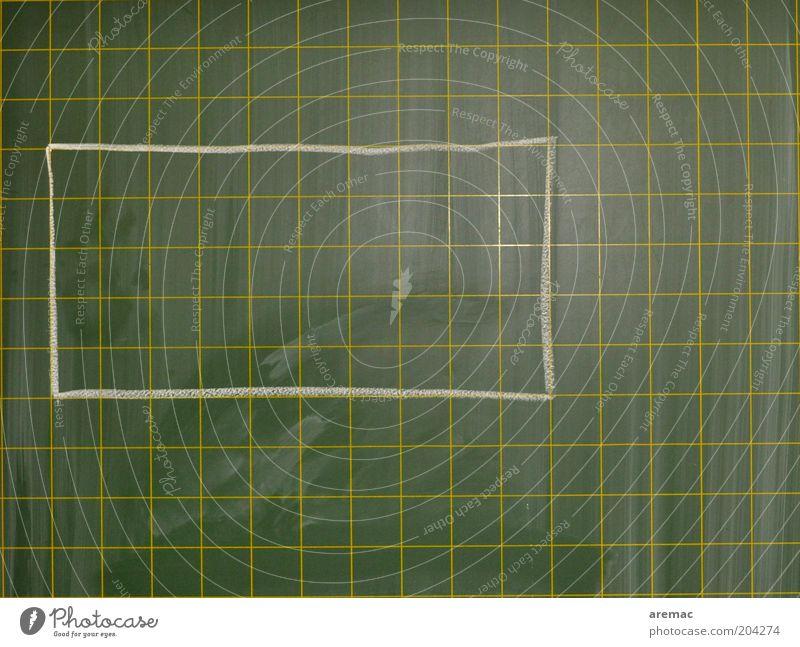 16 x 12 Bildung Wissenschaften Schule Klassenraum Tafel lernen Hörsaal Kunststoff zeichnen Quadrat Rechteck Kreide grün Farbfoto Gedeckte Farben Innenaufnahme