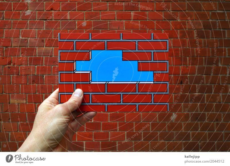 #free Mensch Hand Leben Wand Berlin Mauer Kunst Freiheit Fassade Arbeit & Erwerbstätigkeit frei Angst Erfolg Finger Neugier Hoffnung