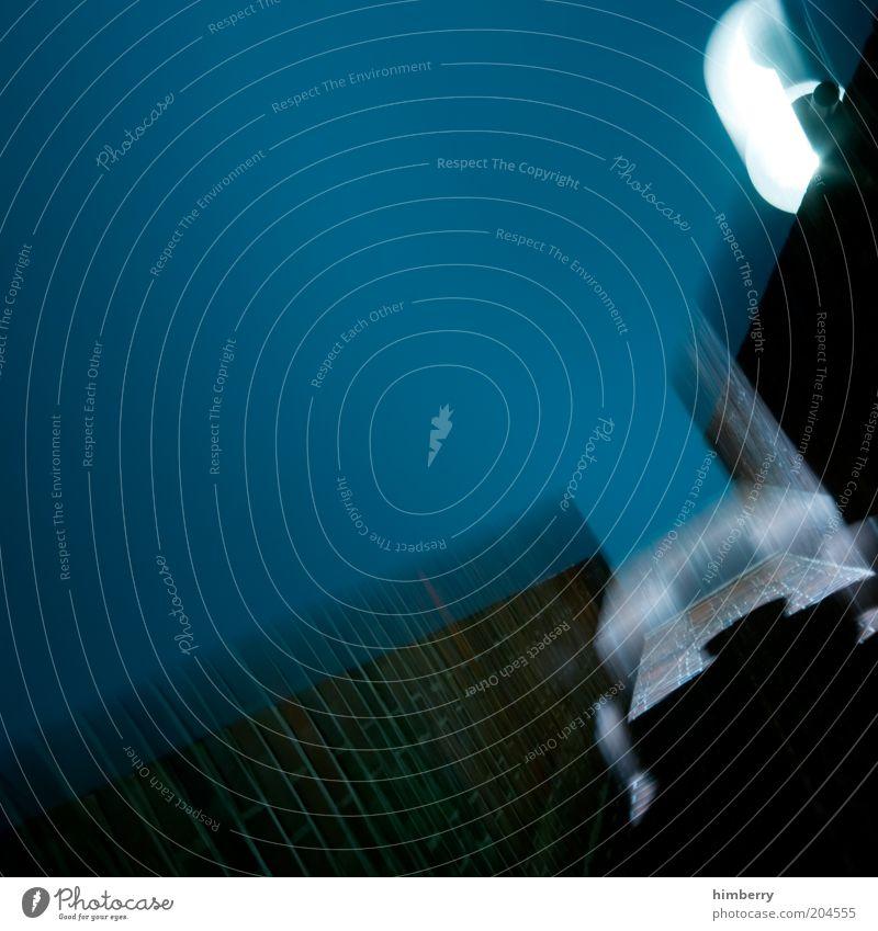 house music Kunst Kunstwerk außergewöhnlich dunkel eckig groß einzigartig kalt Bewegung chaotisch Design Energie Inspiration Surrealismus Farbfoto Außenaufnahme