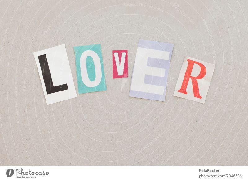#A# Lover Kunst ästhetisch Liebe Liebeskummer Liebeserklärung Liebesaffäre Liebesbekundung Liebesbeziehung V E Buchstaben Buchstabensuppe gebastelt Farbfoto