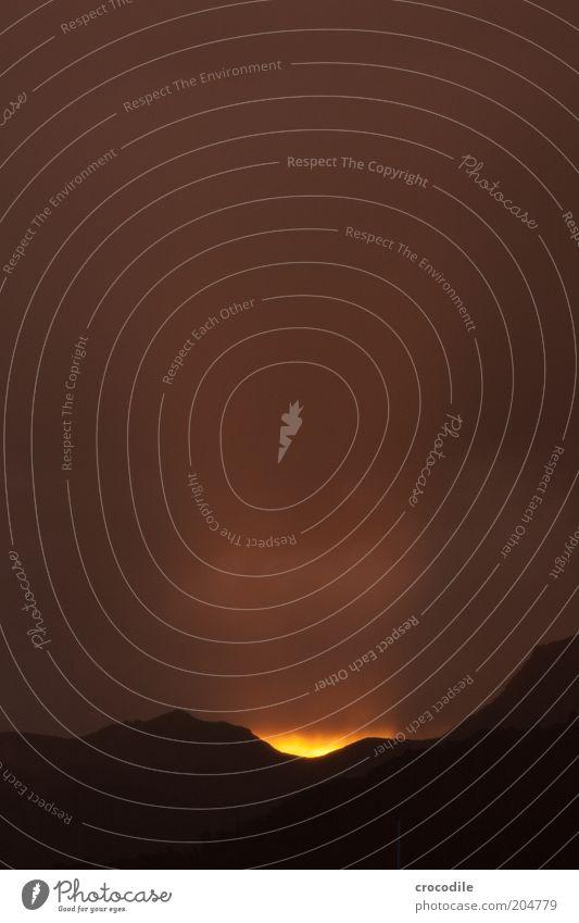 New Zealand 88 Natur Berge u. Gebirge Landschaft Umwelt Felsen ästhetisch gefährlich bedrohlich geheimnisvoll außergewöhnlich Hügel Gipfel leuchten Strahlung