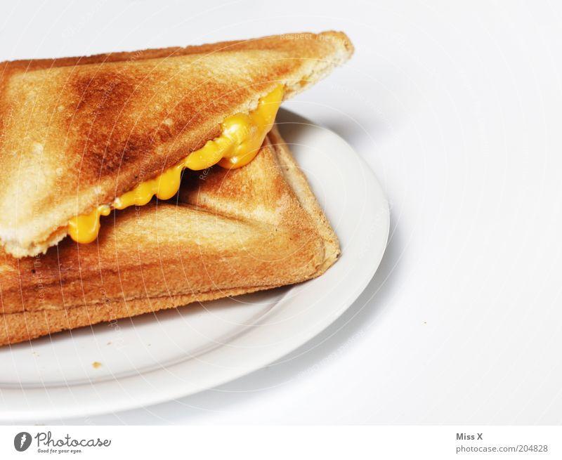 .... Sandwich Lebensmittel Käse Teigwaren Backwaren Brot Ernährung Frühstück Mittagessen Abendessen Fastfood lecker Appetit & Hunger Schmelzkäse schmelzen weich