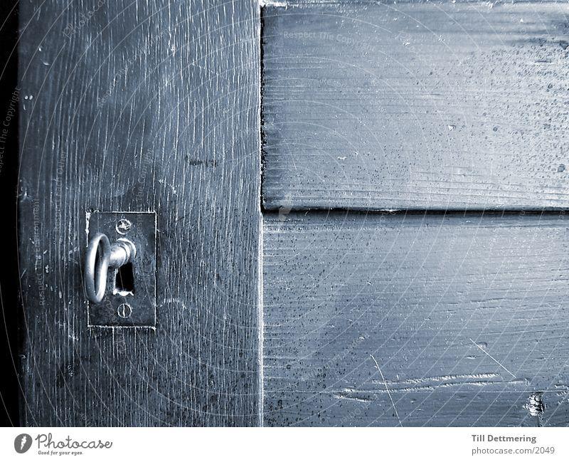 schlüsselloch Holz Tür Dinge Schlüssel Schlüsselloch