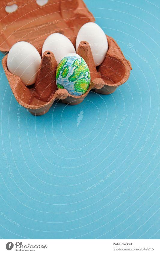 #A# Weltenbummler Ferien & Urlaub & Reisen blau Einsamkeit Reisefotografie Stil Kunst außergewöhnlich Erde Design ästhetisch Kreativität einzigartig Idee Fernweh Ei Kunstwerk