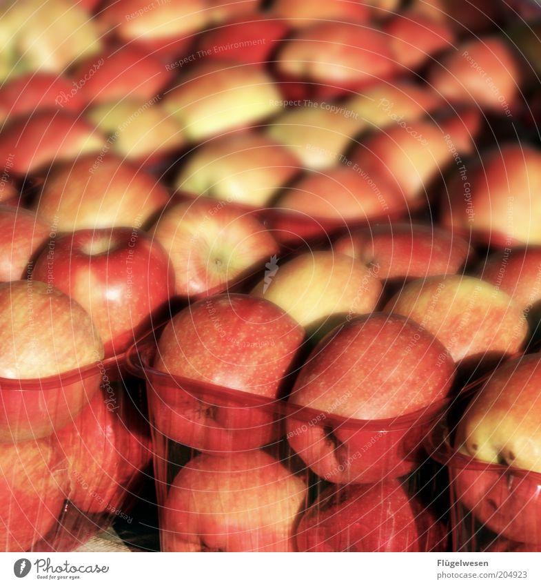 Granny Schmidt Sommer Gesundheit Frucht natürlich glänzend Lebensmittel frisch Ernährung viele Apfel lecker Bioprodukte Qualität Vegetarische Ernährung Schalen & Schüsseln Obstladen