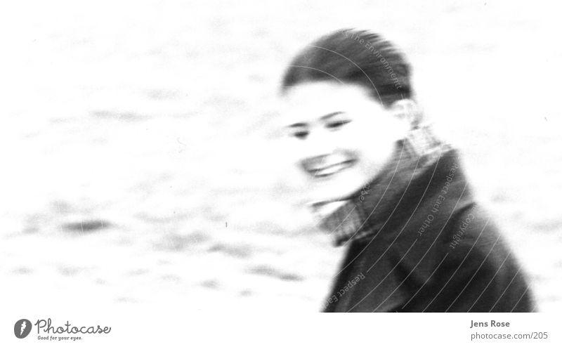 highlevel Mensch Gesicht lachen