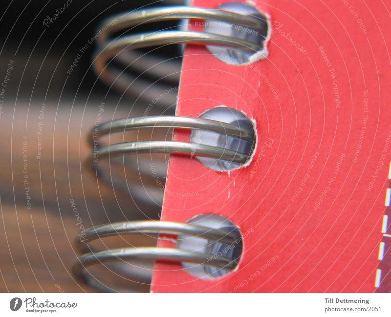 Ringbuch Makro Blatt Kreis Ringbuchordner