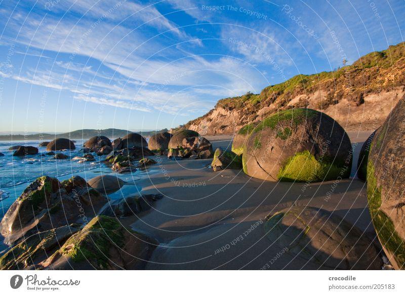 New Zealand 128 Natur alt Meer Strand Wolken Sand Landschaft Küste Umwelt Felsen ästhetisch Insel rund authentisch bedrohlich außergewöhnlich