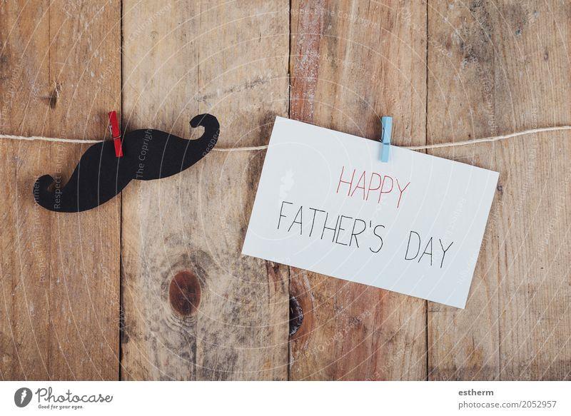 Alles gute zum Vatertag Freude Erwachsene Lifestyle Liebe Gefühle lustig Familie & Verwandtschaft Glück Party Feste & Feiern Zusammensein Kindheit Fröhlichkeit