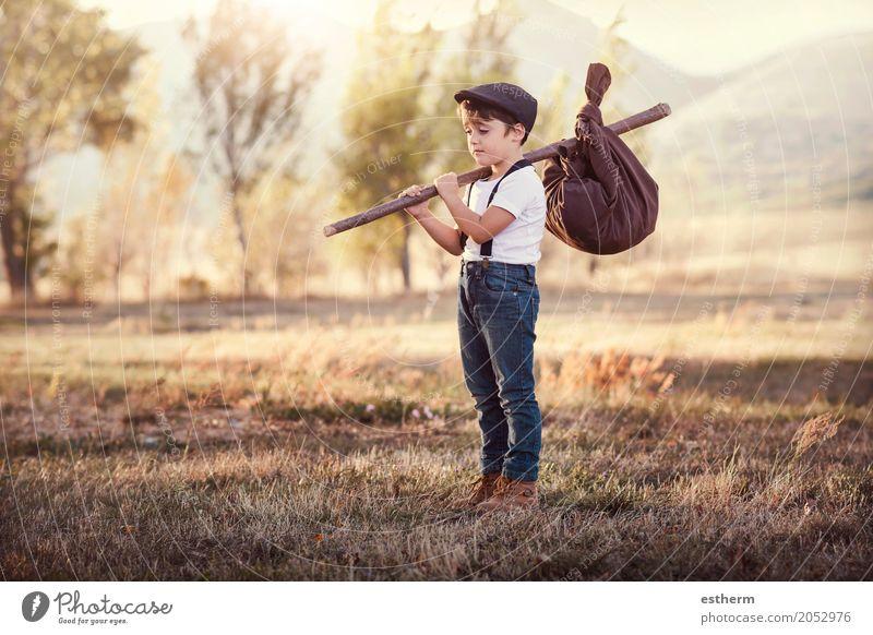 Durchdachte Kinderreise Lifestyle Freizeit & Hobby Ferien & Urlaub & Reisen Ausflug Abenteuer Freiheit Sightseeing Expedition Sommerurlaub Mensch Kleinkind