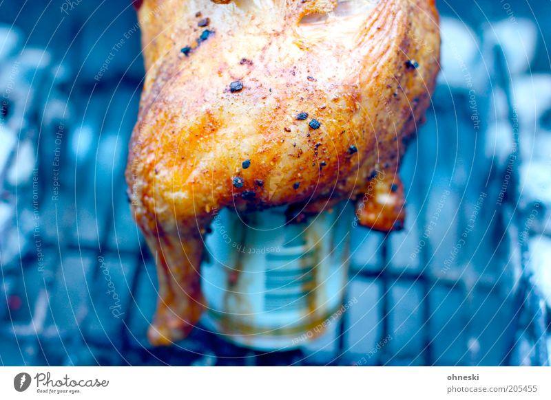Bierhähnchen Lebensmittel Ernährung Grillen Abendessen Fleisch Kochen & Garen & Backen Mittagessen Grill Grillrost Hähnchen Geflügel Verpackung Dose Bierdose