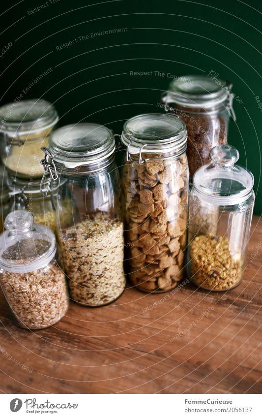 Zero Waste Lifestyle (10) Lebensmittel Ernährung Frühstück genießen Gesundheit Schnappverschluss Vorratsbehälter Vorratsgläser Vorratsglas Glas Müsli Zerealien