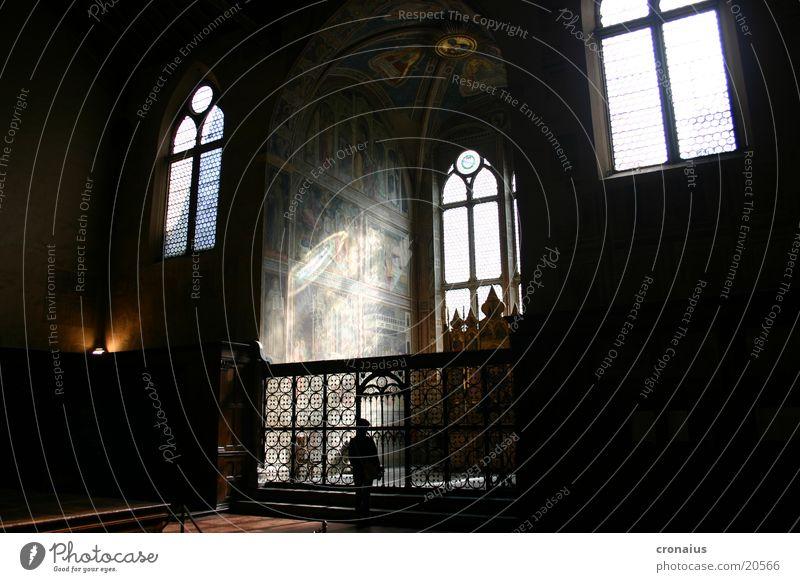 lichtspiel heilig Gotteshäuser Schatten Religion & Glaube Architektur