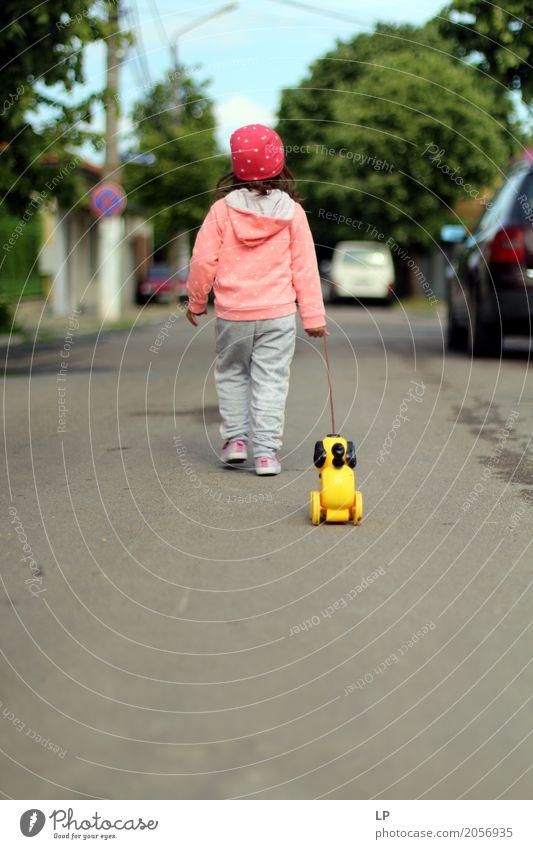 auf dem Weg Lifestyle Freizeit & Hobby Spielen Kinderspiel Ferien & Urlaub & Reisen Kindererziehung Bildung Kindergarten Schule lernen Bildungsreise Karriere