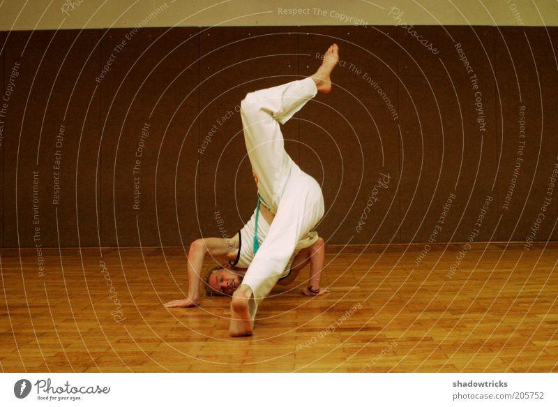 Ohne Titel Mensch Jugendliche Sport Leben Bewegung Tanzen Erwachsene maskulin Lifestyle Körperhaltung Fitness Sport-Training sportlich Sportler Kampfsport