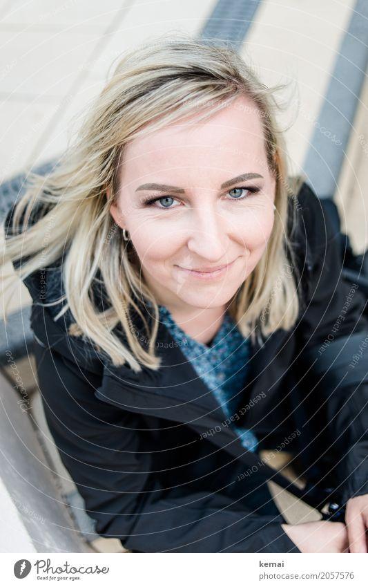 AST10 | Bitte recht freundlich! Mensch Jugendliche Junge Frau schön Erholung ruhig Gesicht Erwachsene Leben Lifestyle feminin Stil Glück Freizeit & Hobby