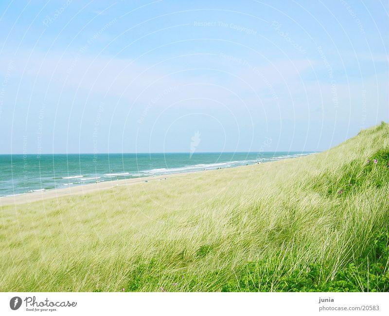 sylt-strand Meer Strand Stranddüne Sylt