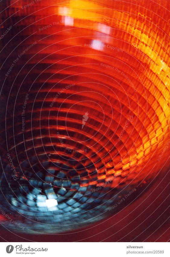 Disco-Kugel Spiegel Licht Langzeitbelichtung Club Party Farbe