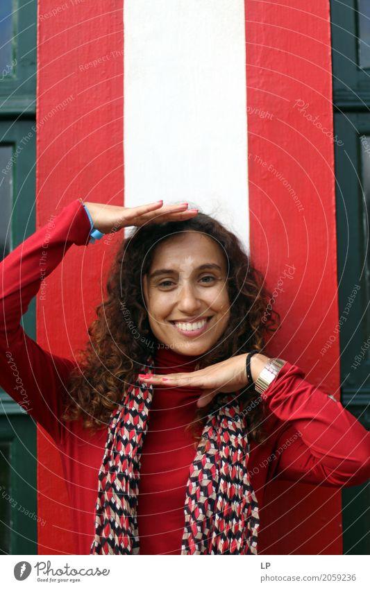 Portugiesische Schönheit Mensch Frau Ferien & Urlaub & Reisen Jugendliche Junge Frau schön Erholung ruhig Mädchen Gesicht Erwachsene Leben Lifestyle feminin