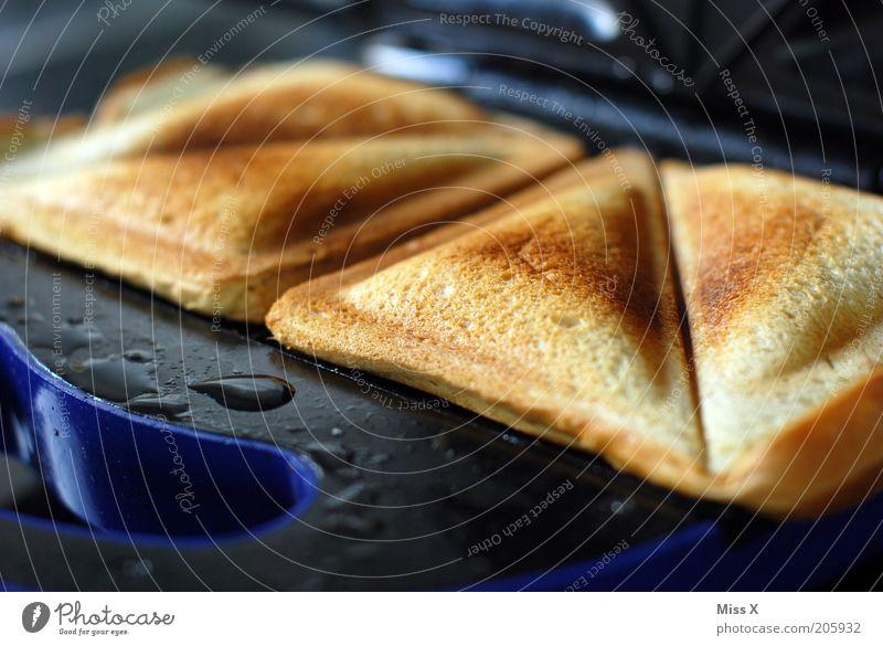 Sandwich Lebensmittel Teigwaren Backwaren Brot Ernährung Frühstück Mittagessen Abendessen heiß lecker Belegtes Brot Toastbrot Toaster Elektrisches Küchengerät