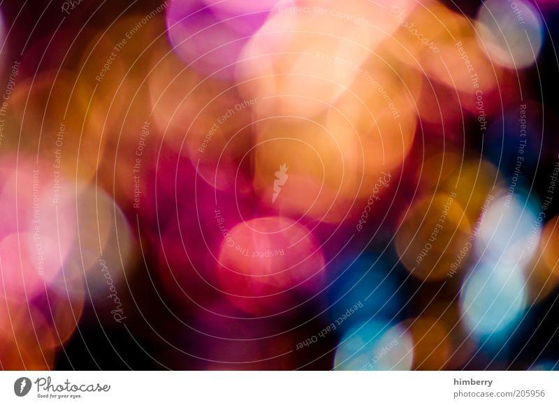 lichtwerk Stil exotisch Kunst Gefühle Stimmung schön bizarr chaotisch Farbfoto mehrfarbig Experiment abstrakt Textfreiraum links Textfreiraum rechts