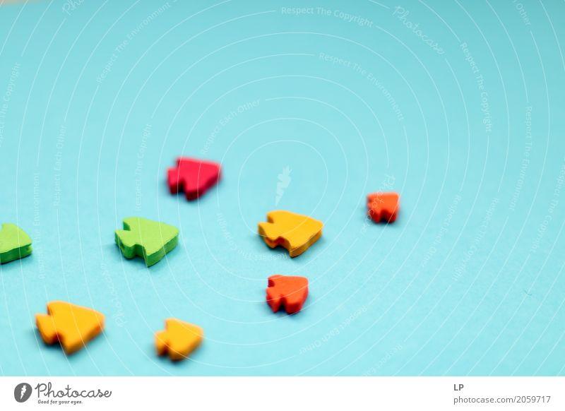 farbiger Fisch auf blauem Hintergrund 1 Lifestyle Freizeit & Hobby Spielen Ferien & Urlaub & Reisen Ausflug Abenteuer Sport Arbeit & Erwerbstätigkeit