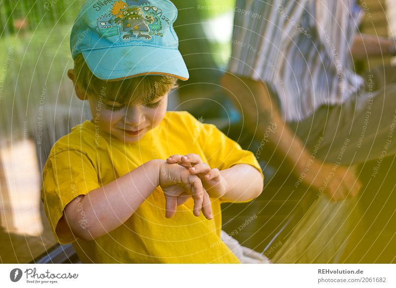 Sommer 2017 - die zeit vergeht wie im Flug Mensch Kind blau Freude gelb natürlich Junge Familie & Verwandtschaft Spielen Glück Garten Zeit Freizeit & Hobby