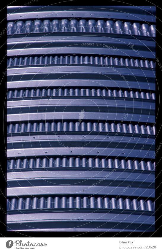 Saturn Raketenmotor Triebwerke Fototechnik rocket motor Metall Strukturen & Formen structure Reflexion & Spiegelung light reflex silber-grau silver grey