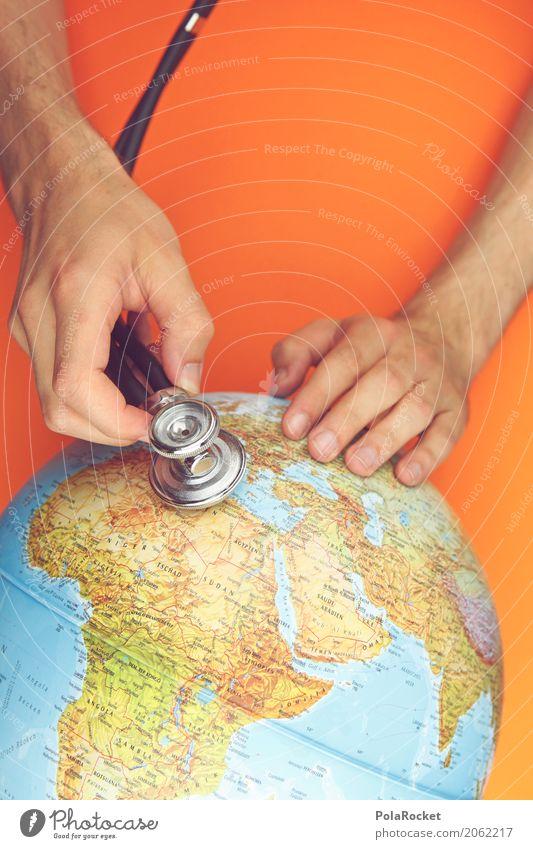 #AS# Klimawandel Kunst Kunstwerk ästhetisch Erde Weltall Weltkulturerbe Weltkarte Weltreise weltoffen Globus Klimaschutz Klimagipfel hören untersuchen Arzt