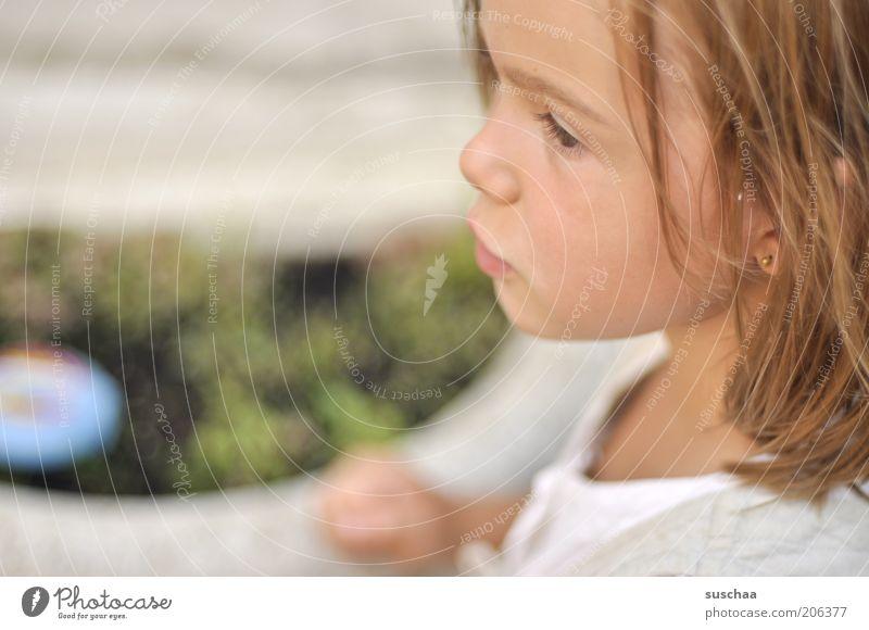 mädchenfoto .. Kind Mädchen Kindheit Leben Haut Kopf Haare & Frisuren Gesicht Ohr Nase Mund Lippen 1 Mensch 3-8 Jahre einfach frei natürlich Zufriedenheit