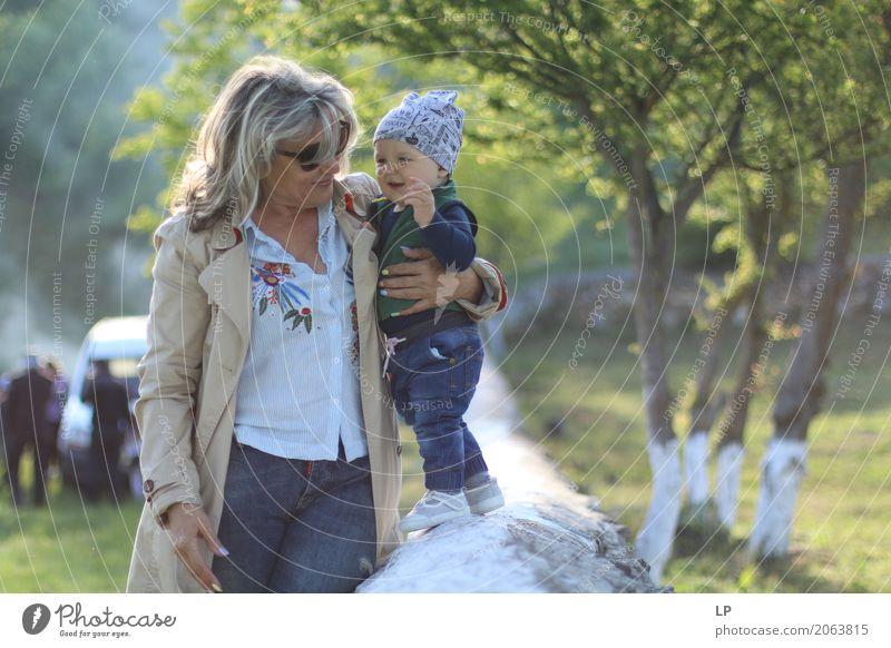 Familie Lifestyle Freizeit & Hobby Spielen Kindererziehung Bildung Kindergarten Mensch feminin Baby Kleinkind Frau Erwachsene Eltern Mutter Geschwister