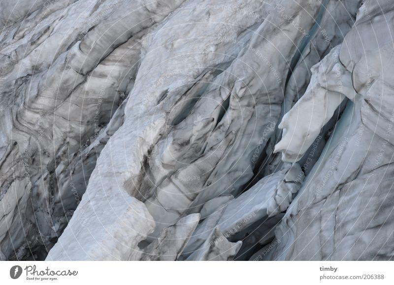 Gletscher Sommer Schnee Berge u. Gebirge Landschaft Eis Frost Alpen Gletscher Gletscherspalte Naturgewalt Gletschereis Titlis