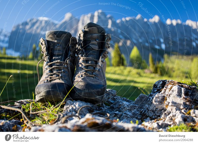 Unterwegs Ferien & Urlaub & Reisen Tourismus Ausflug Abenteuer Expedition Berge u. Gebirge wandern Natur Landschaft Frühling Sommer Herbst Schönes Wetter