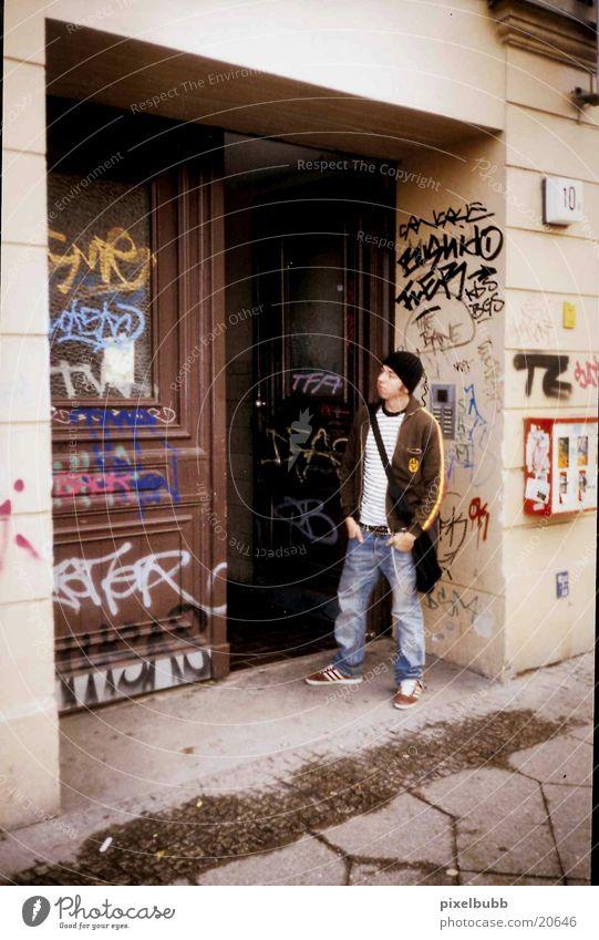 Kreuzberg 36 Wand Graffiti Berlin Fototechnik