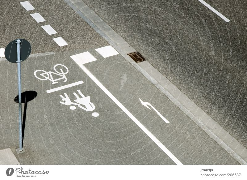 Straßenfeger Straße Wege & Pfade Linie Straßenverkehr Schilder & Markierungen Verkehr einfach Streifen Pfeil Bürgersteig Hinweisschild Verkehrswege Fußweg Gully Hinweis Piktogramm