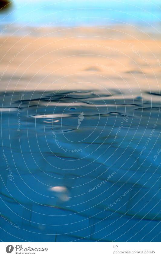 Azore blau 4 Lifestyle Wellness Leben harmonisch Wohlgefühl Zufriedenheit Sinnesorgane Erholung ruhig Meditation Freizeit & Hobby Sommer Sommerurlaub Sonnenbad