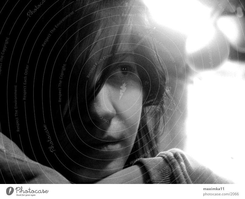 Maschenka Frau träumen Porträt