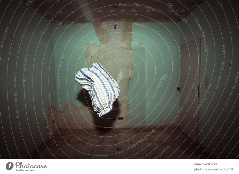 bin nackig! fliegen Schweben Schwerelosigkeit Experiment Kammer Umkleideraum Männerunterhose