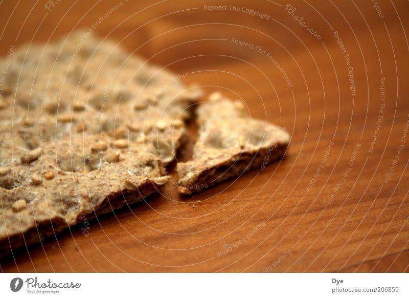 knäckebröd Lebensmittel Ernährung Vegetarische Ernährung Diät Knäcke Knäckebrot knackig Ecke Sesam lecker Gesundheit Gesunde Ernährung knusprig wasa Farbfoto