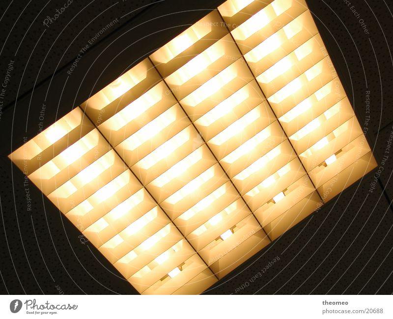 Erleuchtung Lampe Neonlicht Deckenlampe Büroleuchte